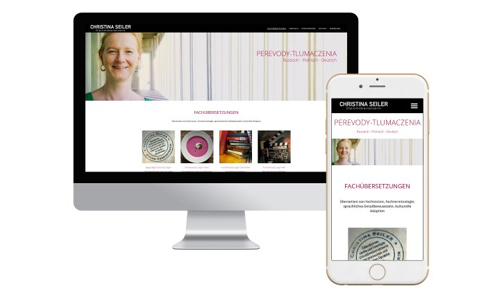 Webdesign und SEO einer WordPress Website in Karlsruhe